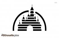 Disney Princess Silhouette Clipart Free