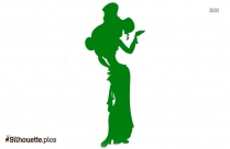 Disney Scar Lion King Silhouette Vector And Graphics