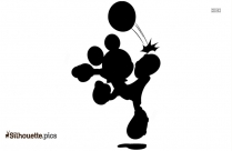 Winnie The Pooh Piglet Silhouette Image And Vector