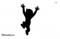 Disney Monkey Silhouette Free Vector Art