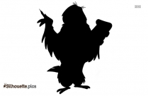 Disney Owl Art Silhouette