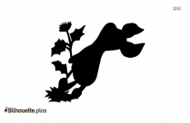 Cartoon Pooh Tigger And Piglet Silhouette