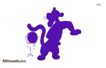Disney Cartoon Anime Characters Silhouette