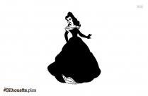Disney Princess Aerial Silhouette