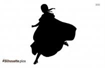 Baby Jasmine Princess Silhouette