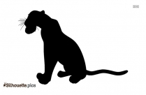 Disney Tiger Clipart || Winnie The Pooh Characters Silhouette
