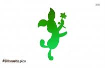 Disney Winnie The Pooh Silhouette Art