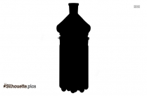 Distilling Flask Silhouette Picture