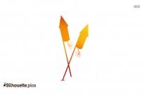 Diwali Rocket Clipart