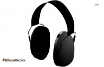 Bluetooth Helmet Headset Silhouette