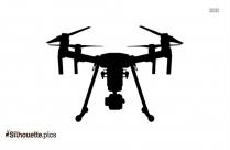 Dji Drones Silhouette