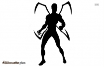 J. Jonah Jameson Character Clipart Silhouette