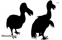National Bird Clipart Silhouette