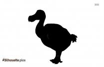 Green Duckling Clip Art