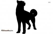 Great Dane Puppy Silhouette Clip Art