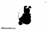 Dog Running Silhouette Png