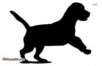 Dog Silhouette Image And Vector