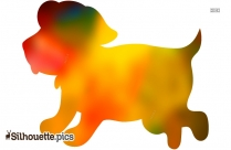 Dogs Clipart Silhouette