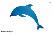 Dolphin Cute Animals Silhouette