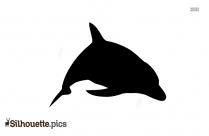 Dolphin Silhouette Clipart
