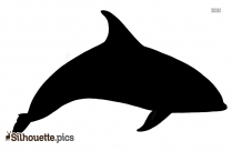 Fish Cartoon Clipart Silhouette