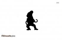 Donkey Kong Silhouette