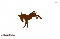 Wolf Silhouette, Black Wolf Clipart