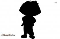 Dora Vector Clipart Silhouette