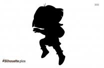Princess Dora Silhouette Clip Art
