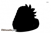 Download Strawberry Silhouette