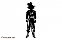 Dragon Ball Tattoo Silhouette Image