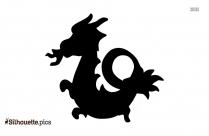 Leviathan Dragon Image Silhouette