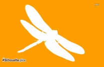 Dragonfly PNG Silhouette