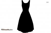 Dress Vintage Silhouette