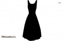 Girl Dress Silhouette