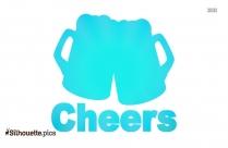Drinks Beer Clip Art Silhouette