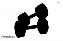 Yoga Asana Pose Silhouette Image And Vector