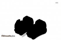 Gymnastics Girl Silhouette Picture Clipart