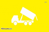 Construction Vehicle Silhouette Image And Vector