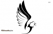 Rooster Symbol Silhouette