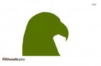 Albatross Silhouette Icon