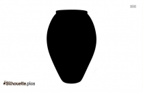 Earthenware Silhouette Vector And Graphics