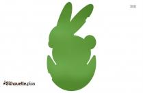 Rabbit Animals Silhouette