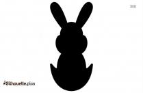 Free Rabbit Sculpture Silhouette