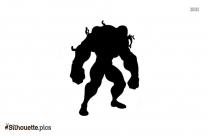 Eddie Brock Character Silhouette Clip Art