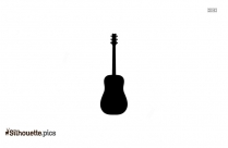 Bass Clarinet Silhouette Vector And Graphics