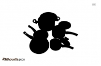 Glass Cooking Ware Silhouette