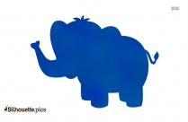 Elephant Drawing Silhouette Clip Art