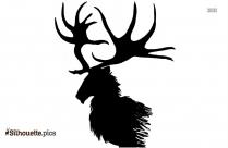 Free Ram Animal Silhouette
