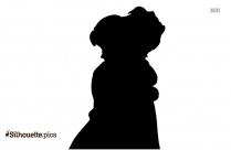 Elsa And Anna By Simmeh Silhouette